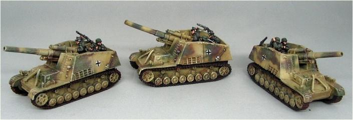 "Sd.kfz 165 ""Hummel"""