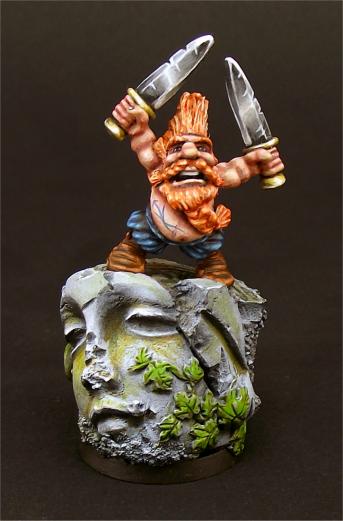 Dwarf Troll Slayer