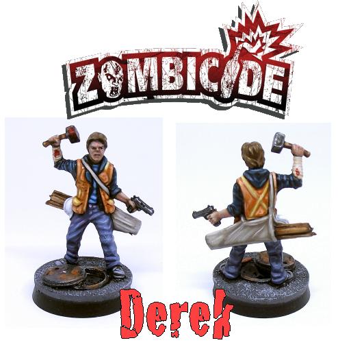 Zombicide Derek
